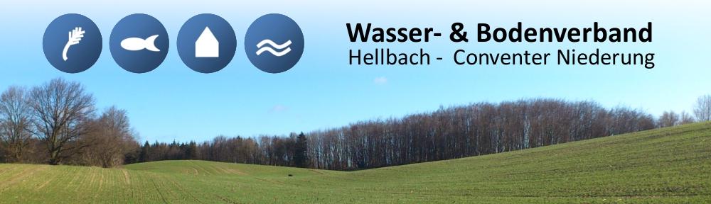 """Wasser- & Bodenverband """"Hellbach-Conventer Niederung"""""""